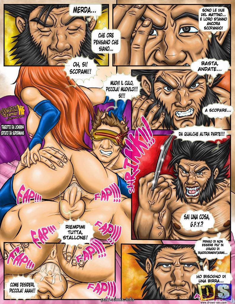 X-Men Hardcore image 01