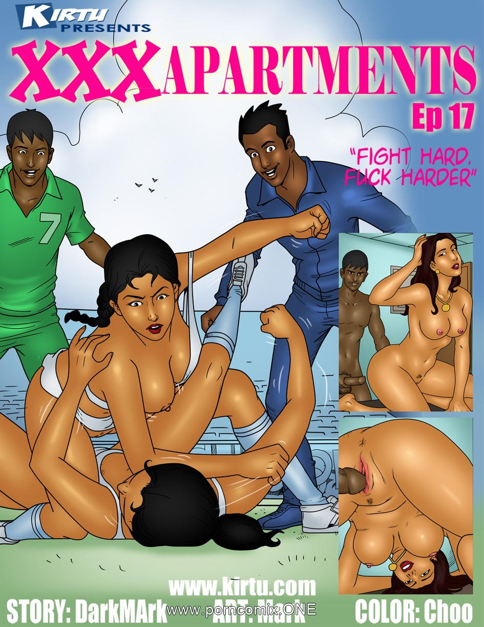 Porn Comics - XXX Apartments 17- Fight Hard Fuck Harder porn comics 8 muses