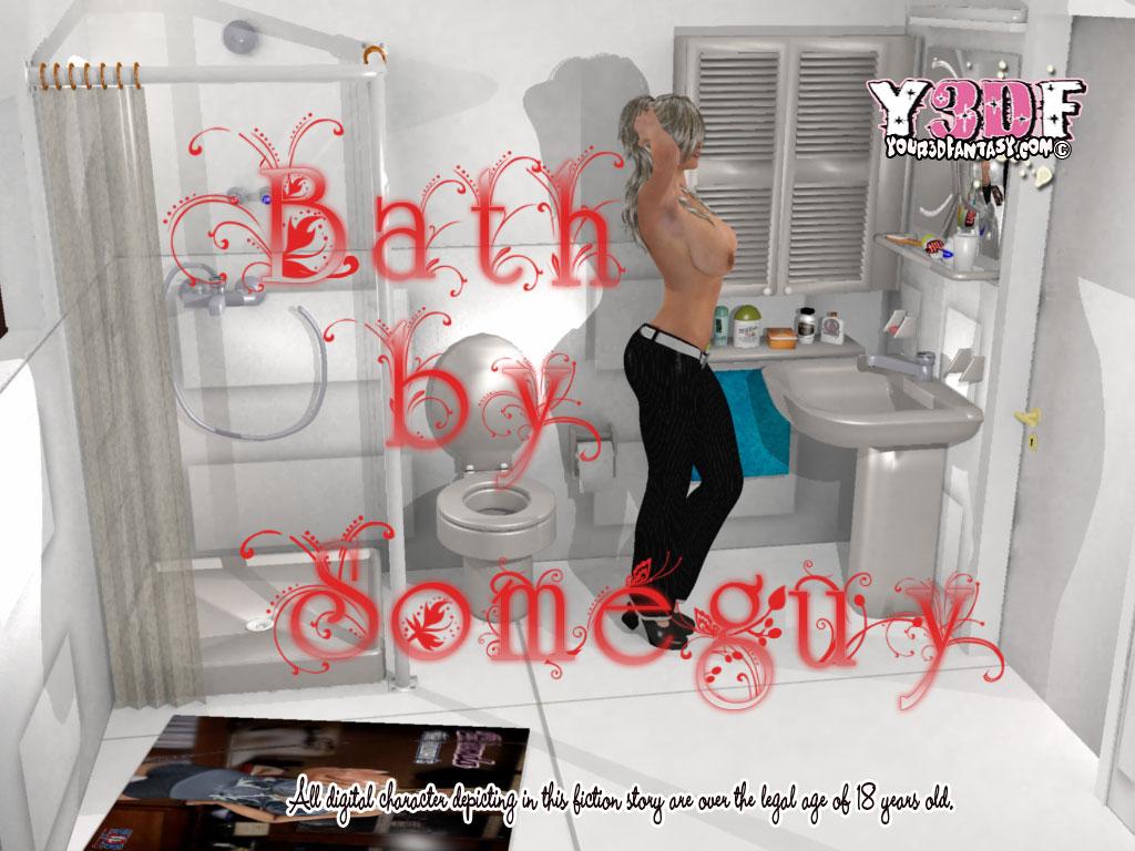 Porn Comics - Y3DF- Bath porn comics 8 muses