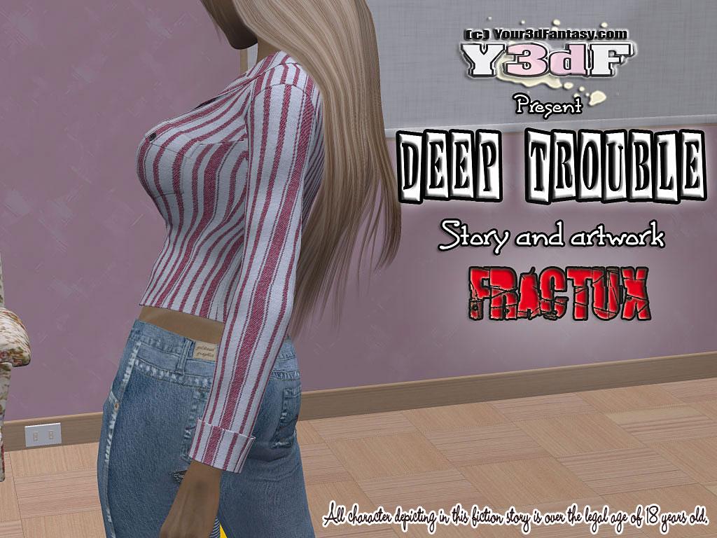 Porn Comics - Y3DF- Deep Trouble porn comics 8 muses