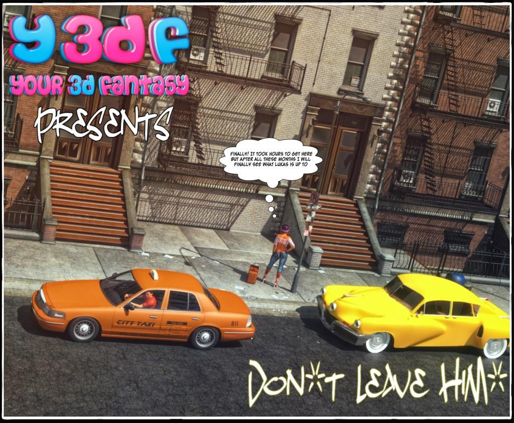 Porn Comics - Y3DF- Don't Leave Him porn comics 8 muses