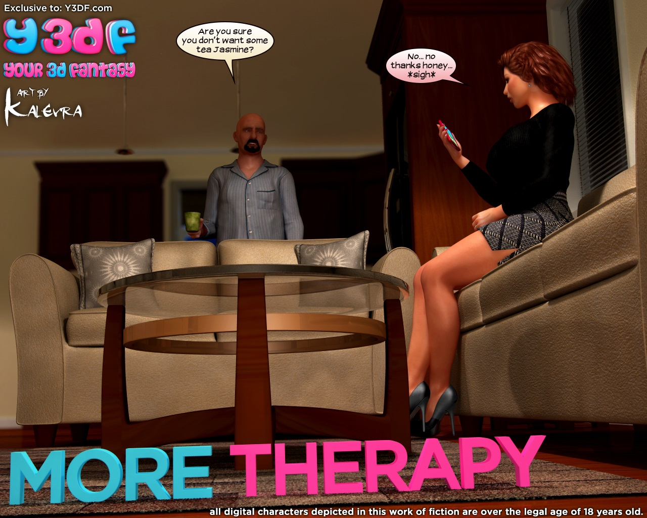 Y3DF- More Therapy image 1