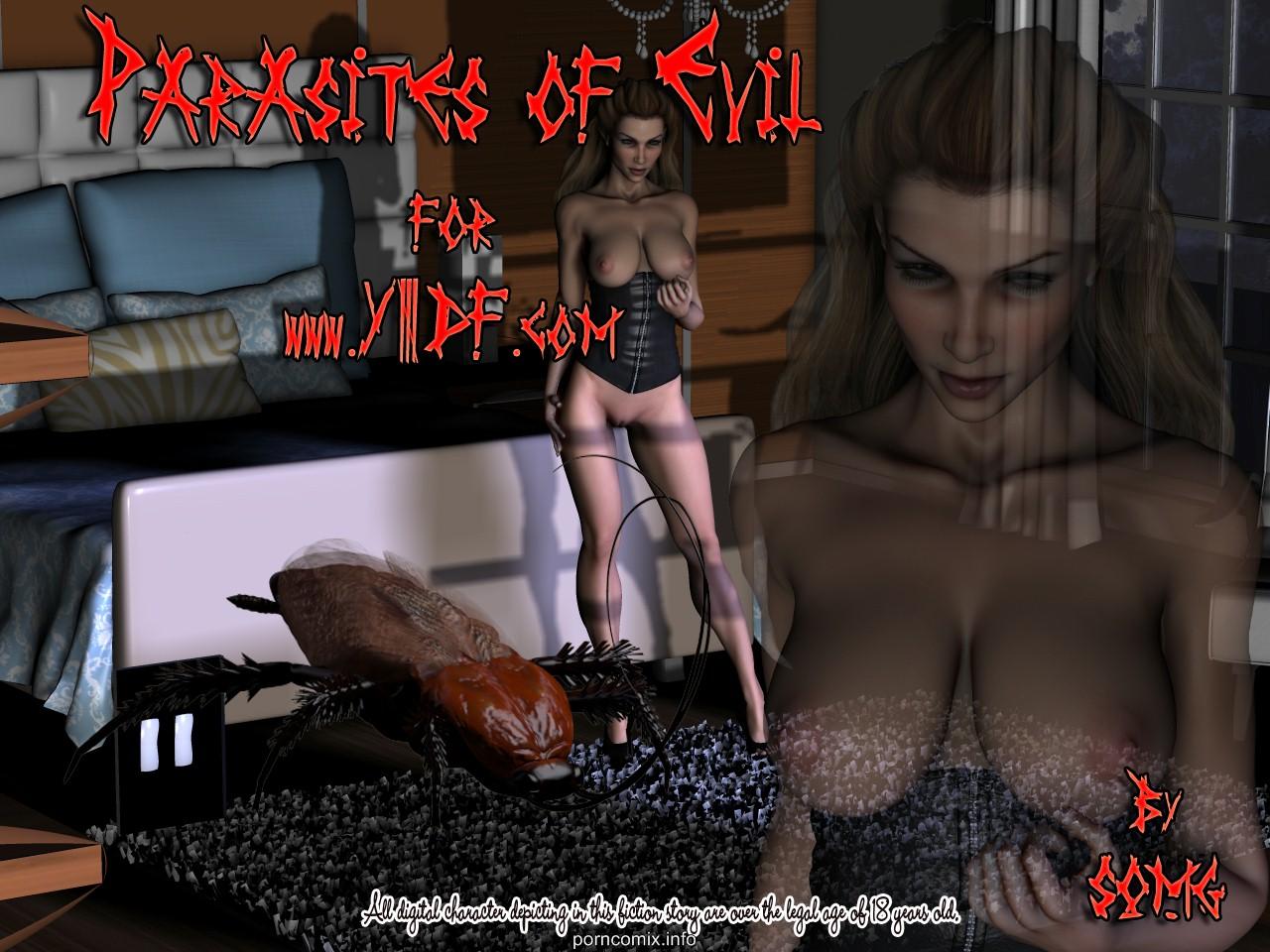 Porn Comics - Y3DF- Parasites of Evil porn comics 8 muses