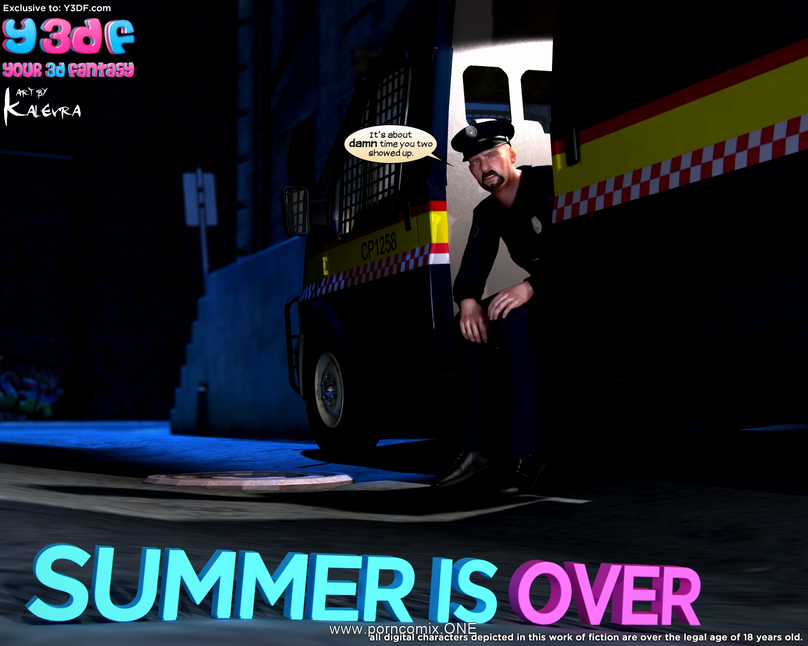 Y3DF- Summer is Over image 1