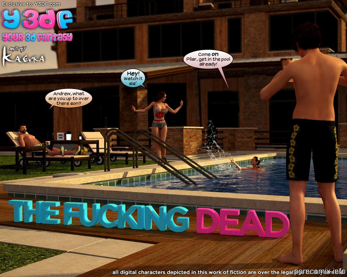 Porn Comics - Y3DF- The Fucking Dead porn comics 8 muses