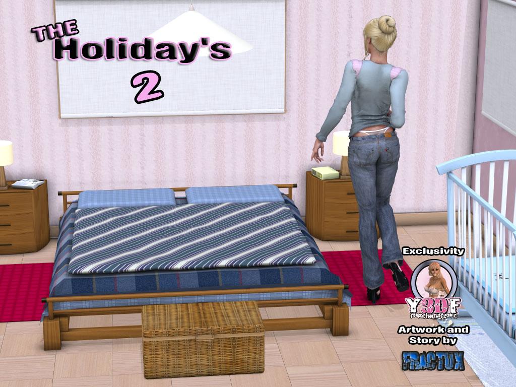 Porn Comics - Y3DF- The Holiday's 2 porn comics 8 muses