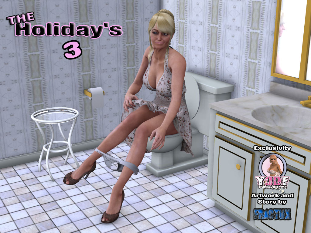 Y3DF- The Holiday's 3 image 01