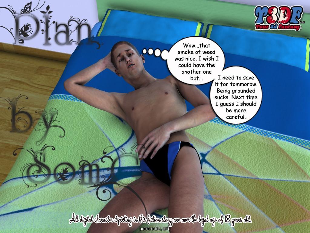 Porn Comics - Y3DF- Plan porn comics 8 muses