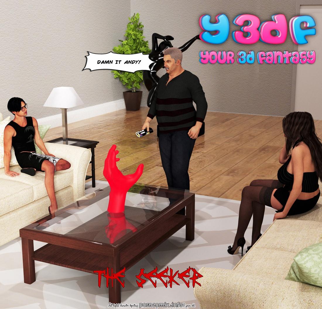 Porn Comics - Y3DF The Seeker porn comics 8 muses