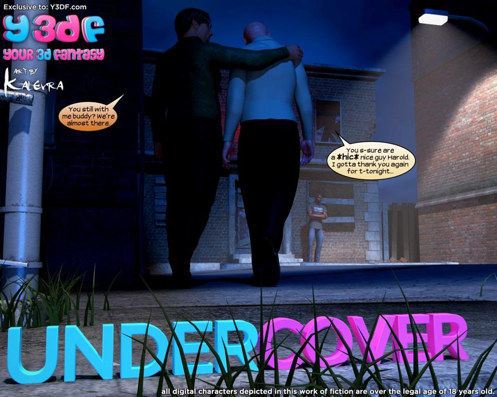 Porn Comics - Y3DF- Undercover porn comics 8 muses