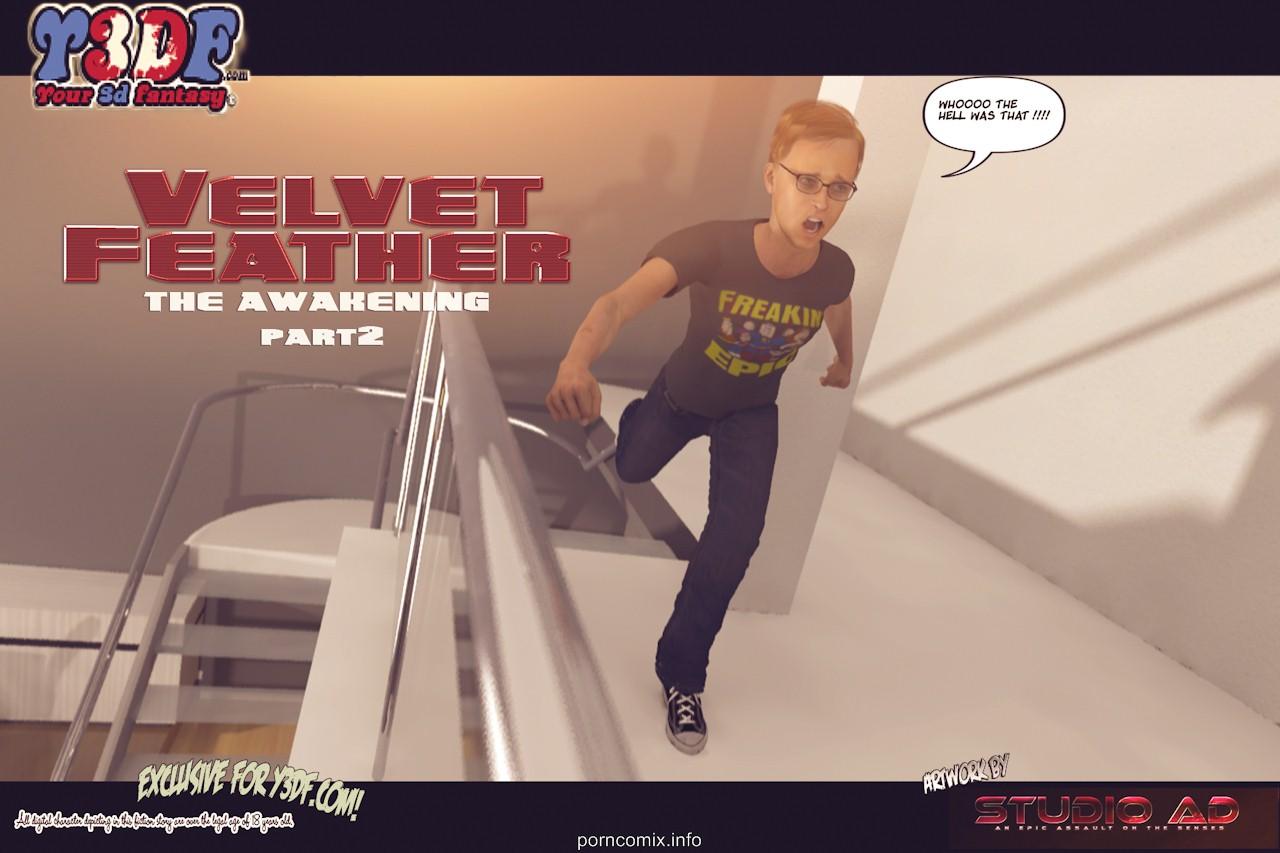 Porn Comics - Y3DF- Velvet Feather 2 porn comics 8 muses