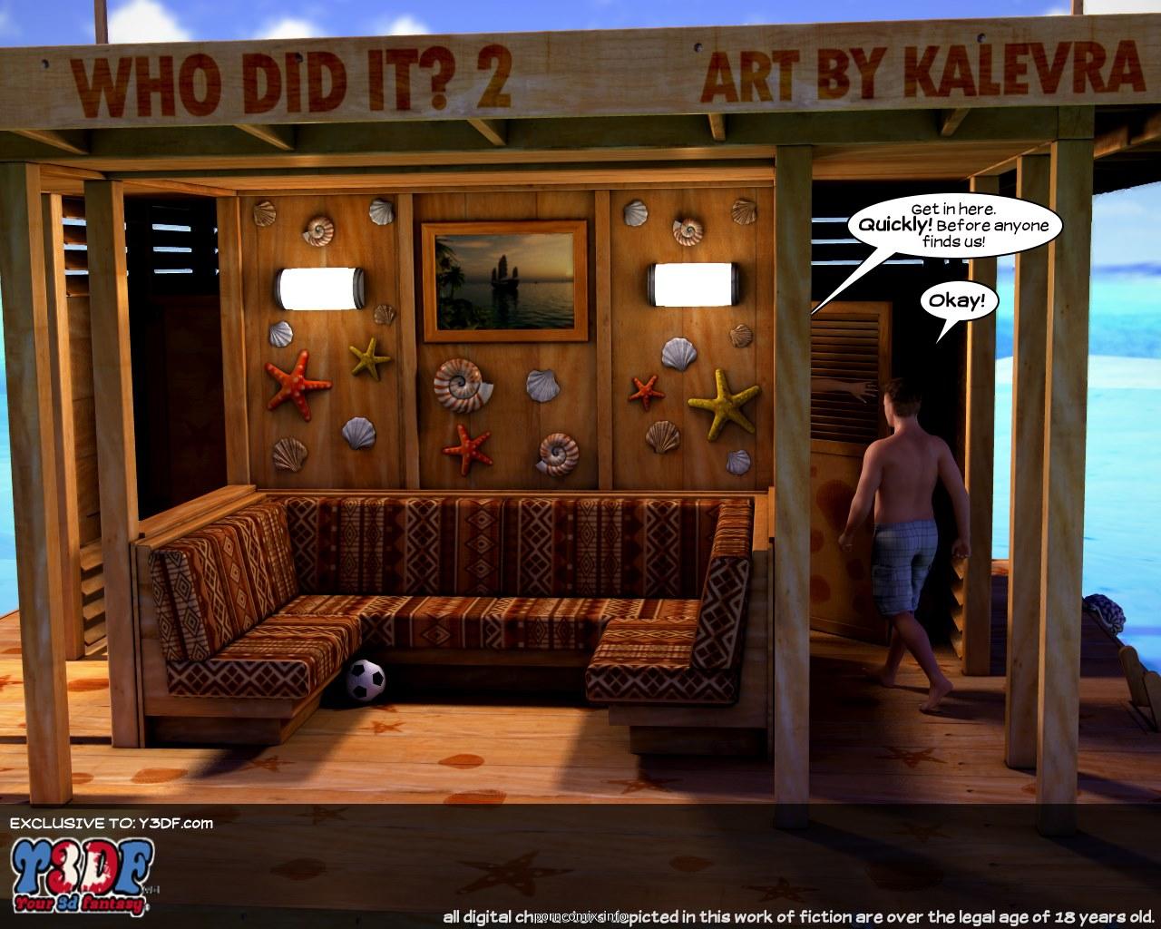 Y3DF- Who Did it 2 image 01