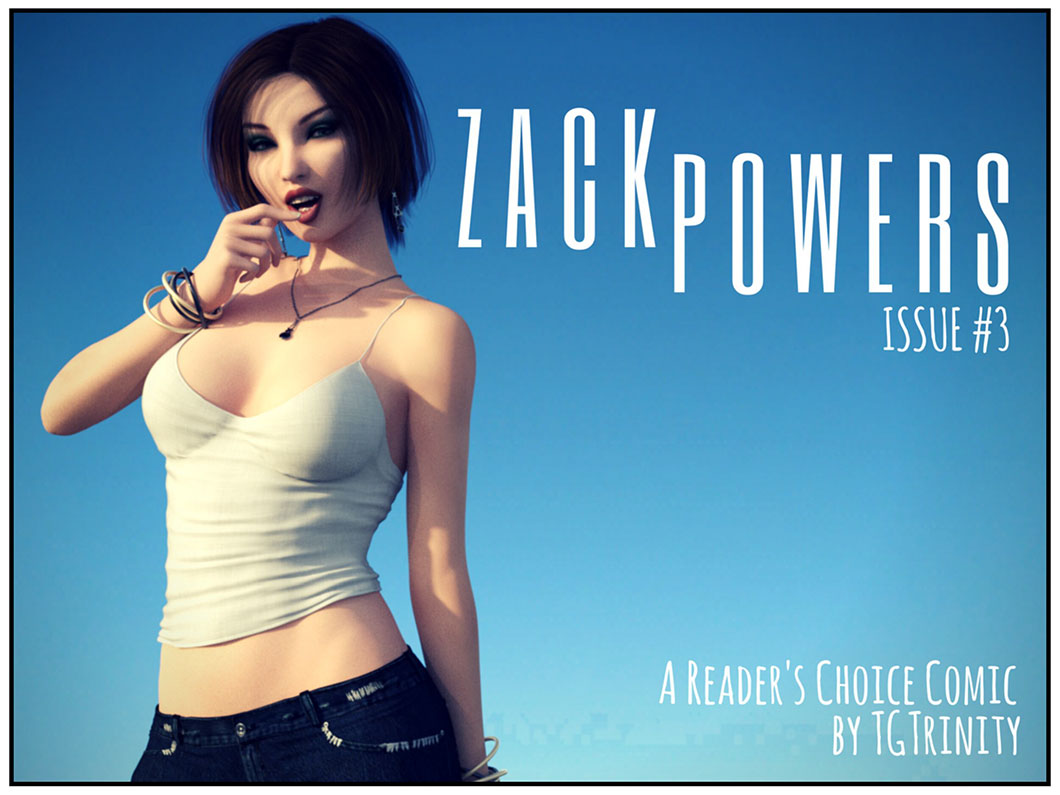 Zack Powers Issue 3 image 1