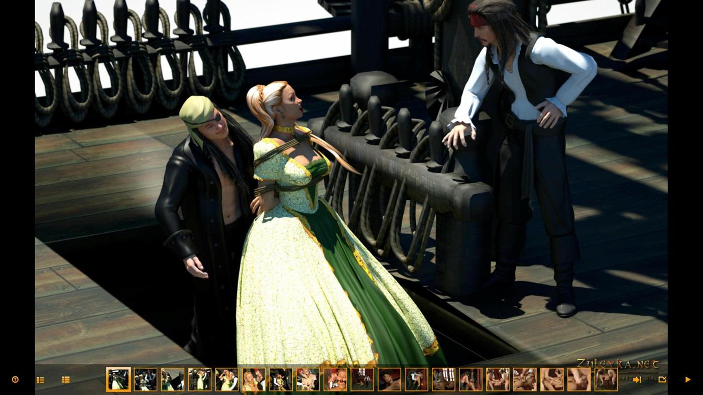 Zuleyka – Pirate's Pleasure image 1