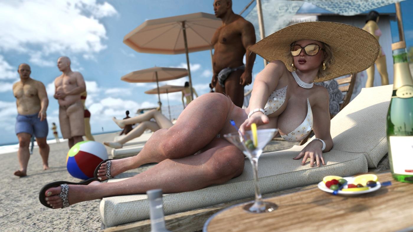 zz2tommy – Beach Bum image 1