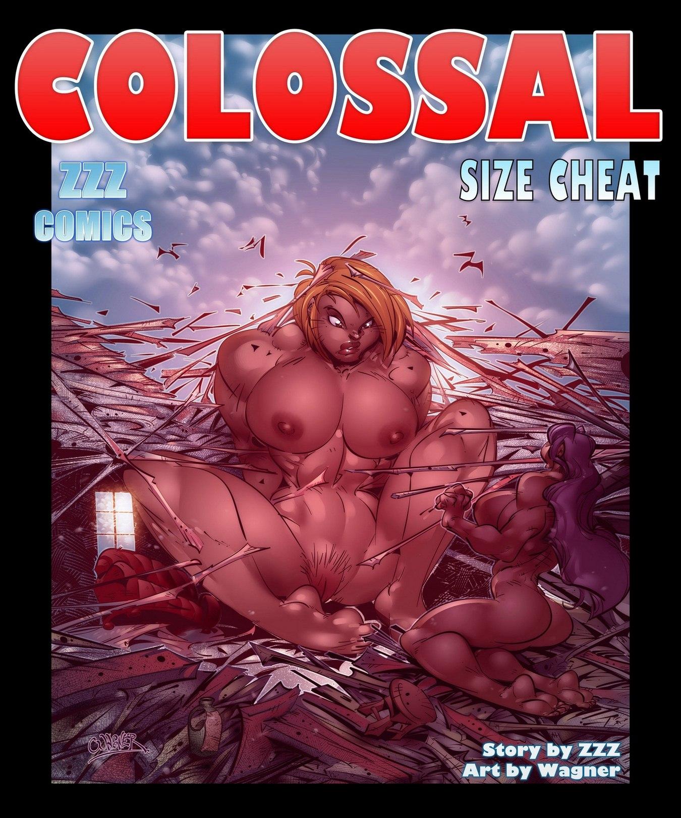 Porn Comics - ZZZ-Colossal Size Cheat porn comics 8 muses