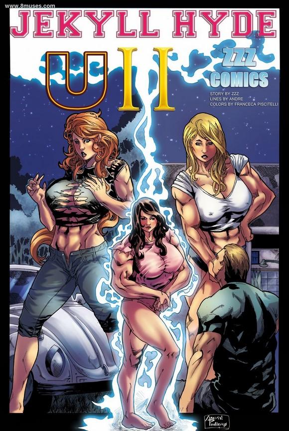 Porn Comics - ZZZ Comics-Jekyll Hyde U 2 porn comics 8 muses