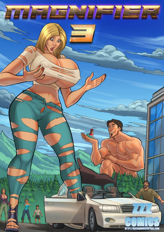 Porn Comics - ZZZ – Magnifier 3 porn comics 8 muses