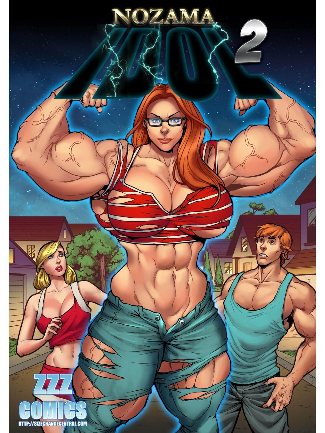 Porn Comics - ZZZ- Nozama Idol 2 porn comics 8 muses