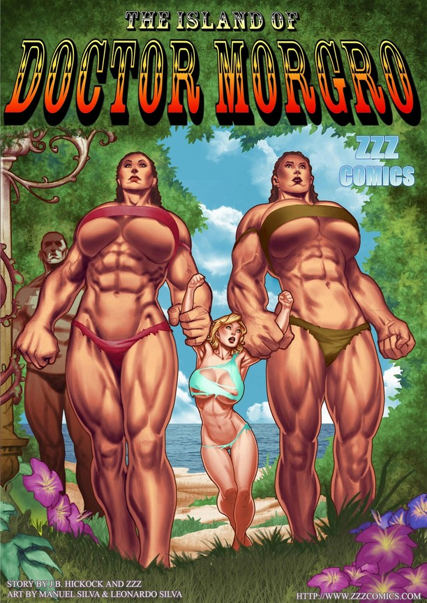 Porn Comics - ZZZ-The Island of Doctor Morgro CE porn comics 8 muses