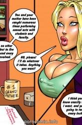 2 Hot Blonde Hunt For Big Black Cocks image 28
