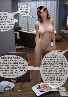 2 Sister and Pizza Boy- Incest3DChronicles image 19