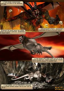 The Dark Grimoire Ov Kingu 1 Mitru Hip Comix image 03