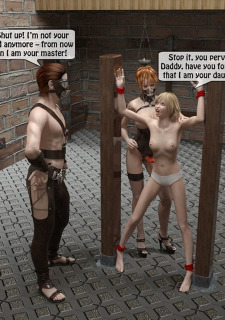 Ripped out own daughter Incestbdsm image 09
