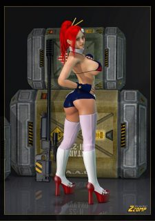 Zzomp 3DX- Introducing Yoko image 03