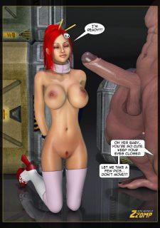 Zzomp 3DX- Introducing Yoko image 16