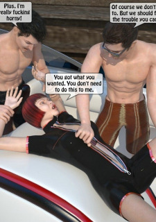 3D -Forced at the boat image 10
