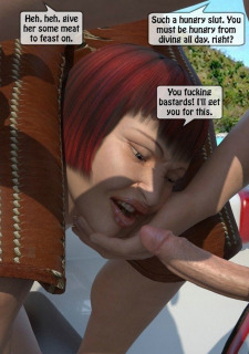 3D -Forced at the boat image 13