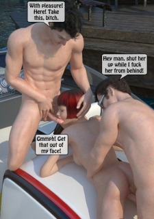 3D -Forced at the boat image 18