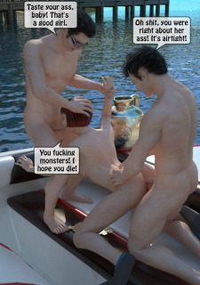 3D -Forced at the boat image 25