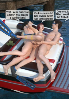 3D -Forced at the boat image 27