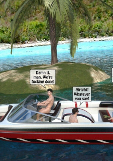 3D -Forced at the boat image 31