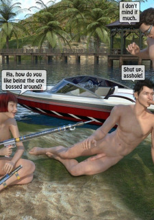 3D -Forced at the boat image 38