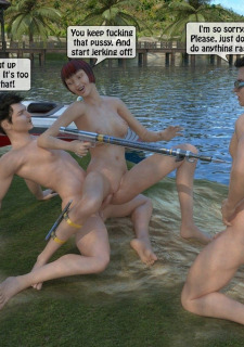 3D -Forced at the boat image 42