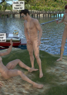3D -Forced at the boat image 45