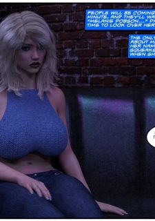 3D, Zack Powers Issue 10- TGTrinity image 9