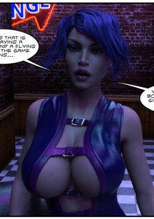 3D, Zack Powers Issue 10- TGTrinity image 24