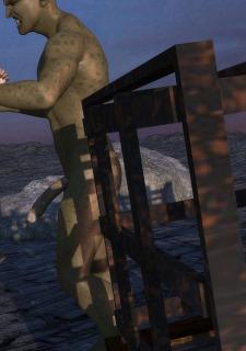3DZen Sanda Captured By Goblin image 02