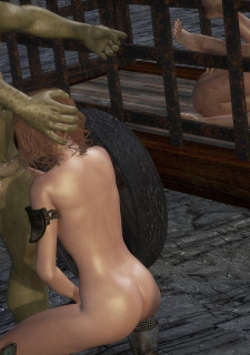 3DZen Sanda Captured By Goblin image 05