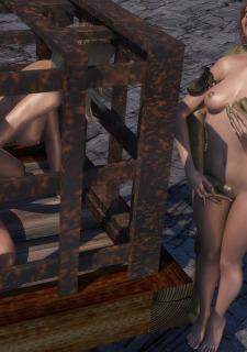 3DZen Sanda Captured By Goblin image 10