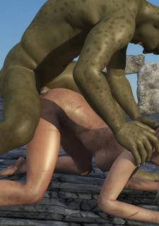 3DZen Sanda Captured By Goblin image 16