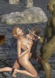 3DZen Sanda Captured By Goblin image 19