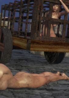 3DZen Sanda Captured By Goblin porn comics 8 muses
