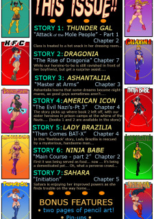 9 Super Heroines- The Magazine 10 image 03