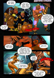 9 Super Heroines- The Magazine 10 image 19