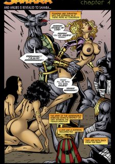 9 Super Heroines – The Magazine 9 image 12
